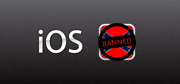Apple Scraps iOS Apps Featuring Confederate Battle Flag