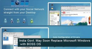 India-Govt.-May-Soon-Replace-Microsoft-Windows-with-BOSS-OS