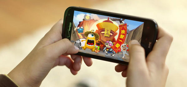 20.8 percentage of-Chinese-Mobile-Gamers-Give-up-Mobile-Games