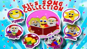 Kids Song Collection - interactive, playful nursery rhymes for children