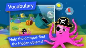 Vocabulary and Grammar ! Language development educational games for kids in Preschool, Kindergarten and Homeschool
