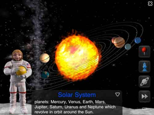 iLearn Solar System : Making Science Fun