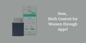 Now, Birth Control for Women through Apps