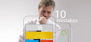 Top 6 Mistakes to Avoid in Businesses Mobile App Development