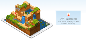 Apple launches Swift Playground App that Teaches Kids to Code