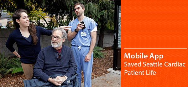 Mobile App Saved Seattle Cardiac Patient Life!