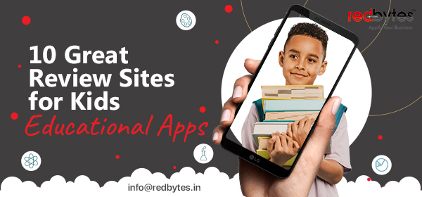 10 Great Review Sites for Kids Educational Apps