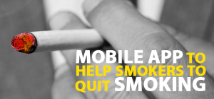 Mobile App to Help Smokers to Quit Smoking!