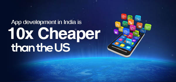 App development in India is 10x cheaper than the US