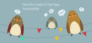 how to create a chat app