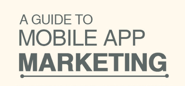 A Guide to Mobile App Marketing [Infographic]