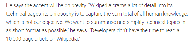 'Devopedia'- A Developer's Wikipedia Crafted In India