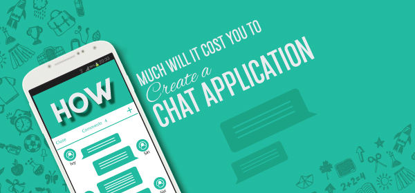 how much cost for chat app