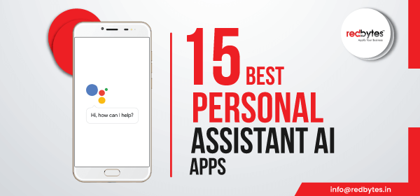 personal assistant ai apps