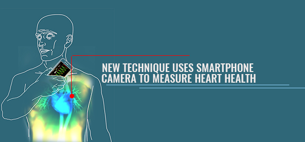 New Technique Uses Smartphone Camera to Measure Heart Health