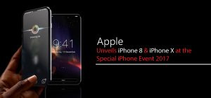 Apple Unveils iPhone 8 & iPhone X at the Special iPhone Event 2017