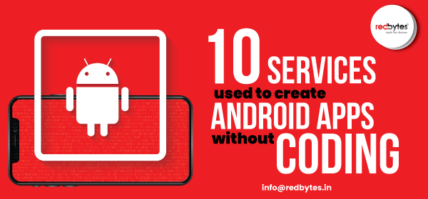 create android apps without coding