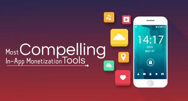 Most Compelling In-App Monetization Tools