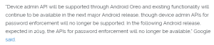 Google Wants Next Generation Apps to Support Recent Android Versions, 64-bit