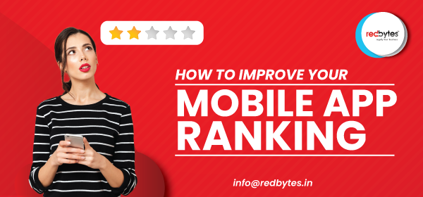 improve mobile app ranking