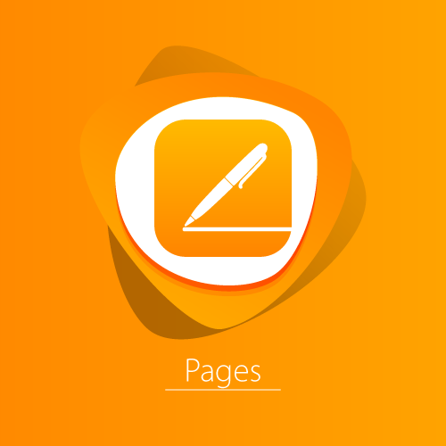 Pages