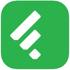 feedly - best iphone apps