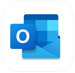 microsoft outlook - best iphone apps