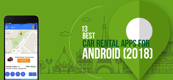 Best Car Rental Apps for Android