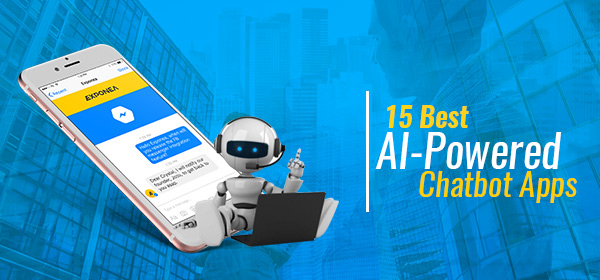 best ai powered chatbot apps