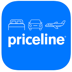 priceline - car rental apps