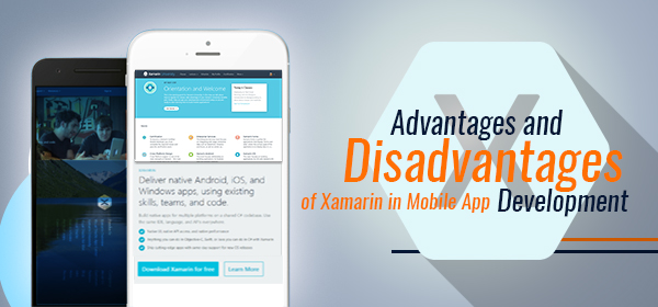 Advantages and Disadvantages of Xamarin