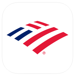 bank of america - mobile banking apps