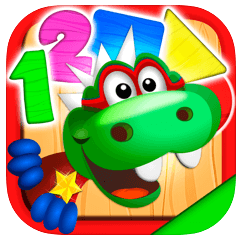 dino tim - autism apps for kids