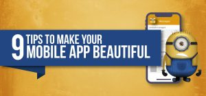 beautiful mobile apps