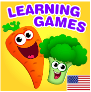funny food educational - free toddler apps