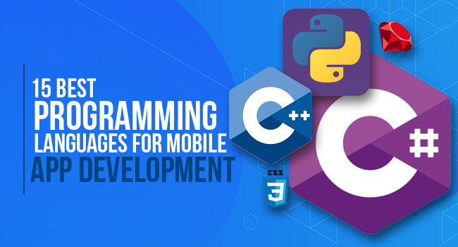 best programming language for mobile apps