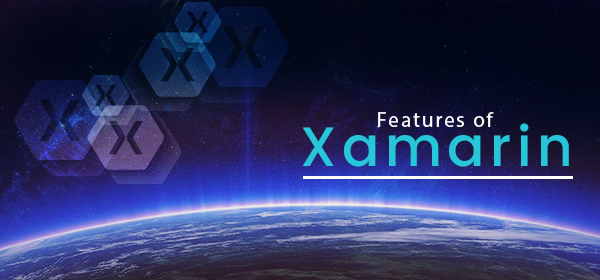 Features of Xamarin