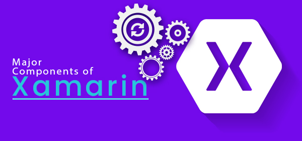 Major Xamarin components