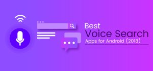 voice search app