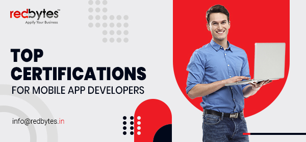 certifications for mobile app developers