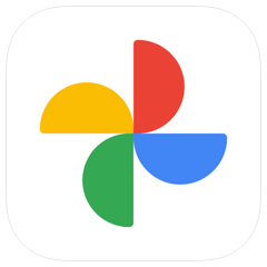 google photos - chromecast apps