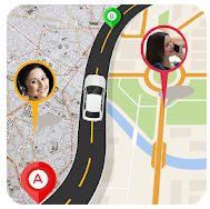 gps-route-finder - gps tracking apps for android