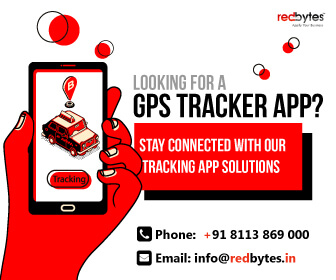 gps tracking app development