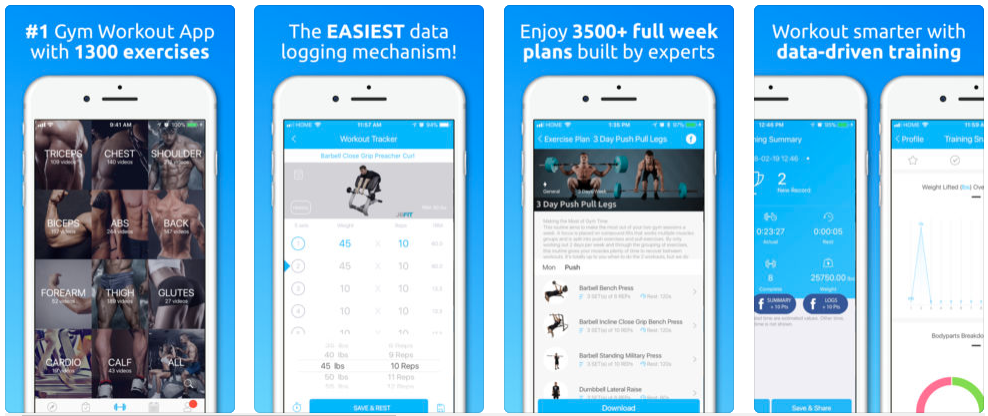 24 Best Health and Fitness Apps | Redbytes Software