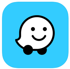 waze - gps tracking apps