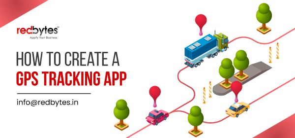 create gps tracking app