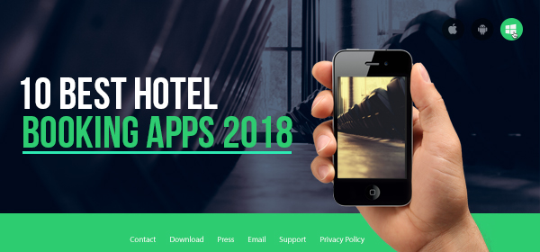 best hotel booking apps