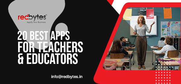 apps for teachers and educators