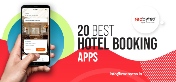 20 Best Hotel Booking Apps For Android & iOS