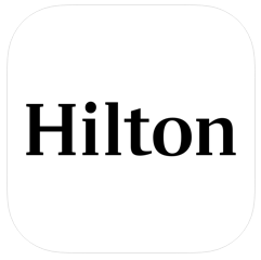 hilton - hotel booking apps